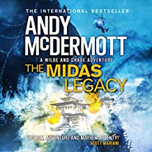 The Midas Legacy: Wilde/Chase, Book 12