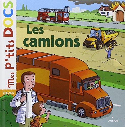 Les camions par Stéphanie Ledu