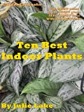 Ten Best Indoor Plants (GardenEzi Book 5)