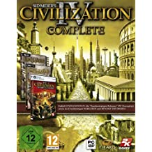Sid Meier's Civilization IV - Complete [Software Pyramide]