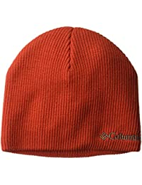Columbia Whirlibird Watch Cap Beanie – Gorro, Unisex, Color Sail Red, tamaño Talla única