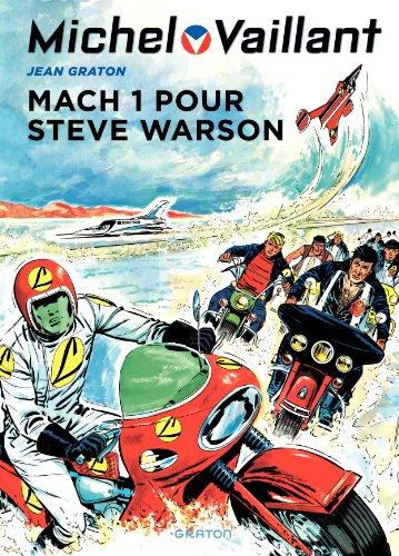 Michel Vaillant, tome 14 : Mach 1 pour Steve Warson