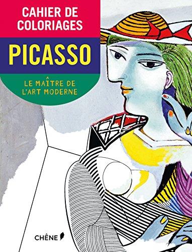 Cahier de coloriages Picasso par Collectif