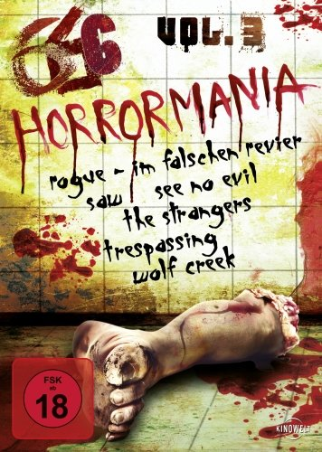 666 - Horrormania Collection Vol. 3 [6 DVDs]