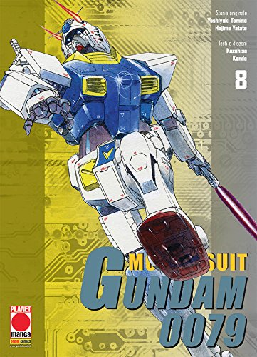 scaricare ebook gratis Mobile suit Gundam 0079: 8 PDF Epub