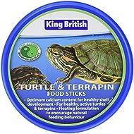 King British Turtle and Terrapin Food Sticks 100g