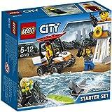 """LEGO UK 60163 """"Coast Guard Starter Set"""" Construction Toy"""