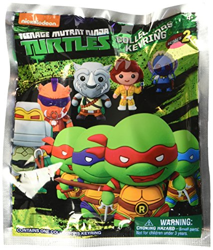 Nickelodeon Teenage Mutant Ninja Turtles Serie 2 3D Schaumstoff -