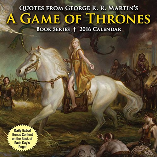 Game of Thrones Quotes 2016 Daytoday Cal