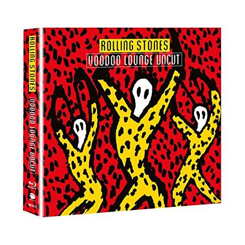 Voodoo Lounge Uncut: Live At The Hard Rock Stadium, Miami,1994 (Ltd/Blu-Ray/2Shm-Cd/Remaster)