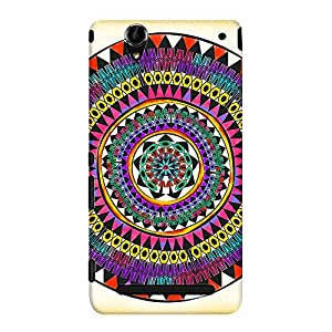 DailyObjects Tribal Mandala Mobile Case for Sony Xperia T2 Ultra