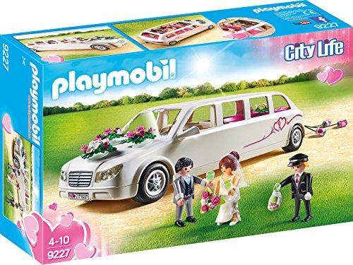 Playmobil 9227 - Hochzeitslimousine - Hochzeit Karte Box Wünsche