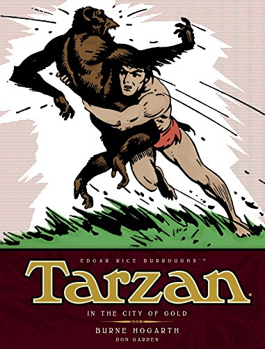 Tarzan, In the City of Gold: 1 (Tarzan 1)