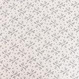 Baumwollstoff Trachtenstoff Blumen beige grau 1,4m Breite