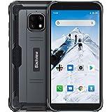 "Blackview BV4900 Móvil Libre Resistente, Pantalla 5.7"", 5580mAh Batería, Carga Inversa, Android 10 Impermeable Smartphone, 3G"