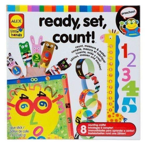ALEX Toys Little Hands Ready Set Count by ALEX Toys