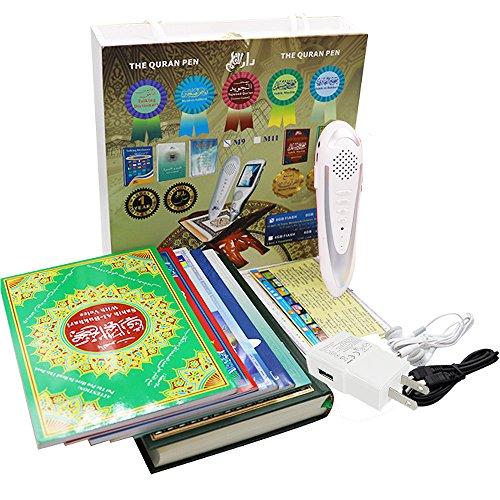 Heiligen Koran Digital Ren Talking Reader mit Akku Koran-Lesestift mit elektronischem Koran Buch Read Pen M9-8GB