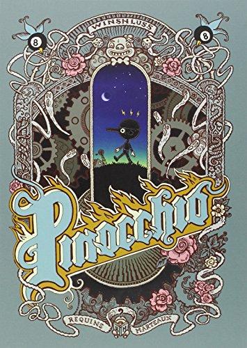 Pinocchio | Winshluss (1970-....). Auteur