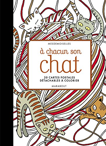 Cartes postales :  chacun son chat