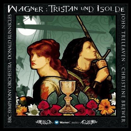 """Wagner : Tristan und Isolde : Act 3 """"O Wonne! Freude!"""" [Tristan, Kurwenal]"""
