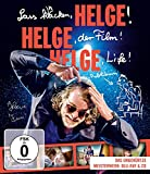 Lass knacken, HELGE! HELGE, der Film! HELGE Life!  (+ CD) [Blu-ray]