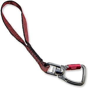 Kurgo Sicherheitsgurt Für Hunde Mit Drehbarem Karabiner Clip Verbidung Von Hundegeschirr Zum Sicherheitsgurt Einheitsgröße Rot Swivel Tether 01179 Haustier