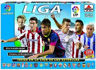 Educa - El juego de la liga de fútbol 2013-2014, juego de mesa (15754) por Educa