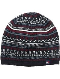 Amazon.it  cappello - Tommy Hilfiger   Cappelli e cappellini ... 72371db6e299