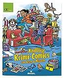 Redaktion Wadenbeißer Band 4 | Knifflige Krimi-Comics zum Lesen und Mitraten | GEOlino