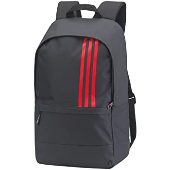 7a2524ca6d49 Adidas 2018 Lightweight Rucksack 3-Stripes Small Travel Backpack Mens Gym  Bag
