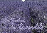 Die Farbe des Lavendels (Wandkalender 2018 DIN A4 quer): Lavendel der Provence (Monatskalender, 14 Seiten ) (CALVENDO Natur) [Kalender] [Apr 01, 2017] Thiele, Ralf-Udo
