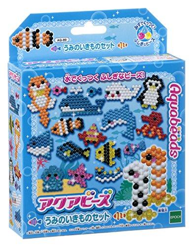 Aqua beads Art Umino creature set AQ-89 (japan import)