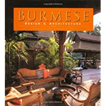 Burmese Design and Architecture by John Falconer (2001-04-01)