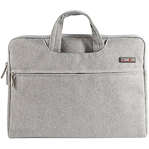 DCCN Office Laptop Bolsa Portátil Móvil maletín Sleeve para 33 - 33,8 cm (13 - 13,3 pulgadas)
