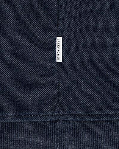 Jack & Jones Homme Hauts / Pullover jcoPique Bleu