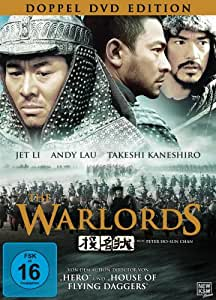 The Warlords (Doppel DVD Edition)