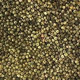 200g Pepe verde Malabar, pepe verde intero in grani ideale per il mortaio o macinapepe
