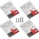 8 STKS Deur Magnetische Catcher Kast Deur Magneet Zelfklevende Lade Deurmagneet Ultra Dunne Kast Magnetische Klinken Metalen