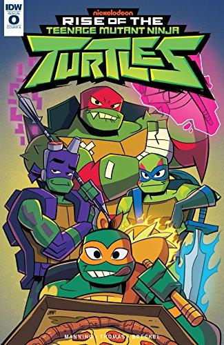 Teenage Mutant Ninja Turtles: Rise of the TMNT #0 (English ...