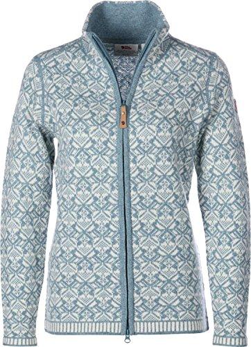 Fjällräven Snow Cardigan Women Frost Green Größe XL 2018 Jacke
