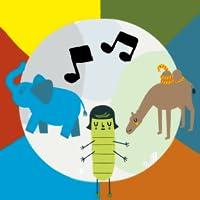 Jazzoo Elephant, Woodpecker, Camel & friends