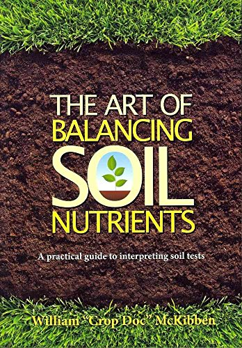 [The Art of Balancing Soil Nutrients: A Practical Guide to Interpreting Soil Tests] (By: McKibben William) [published: March, 2012]