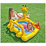 Intex 57105NP Baby Pool Smiley Giraffe