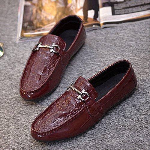 gli sport scarpe di uomini sport casual scarpe air piselli scarpe, pigro scarpe gules