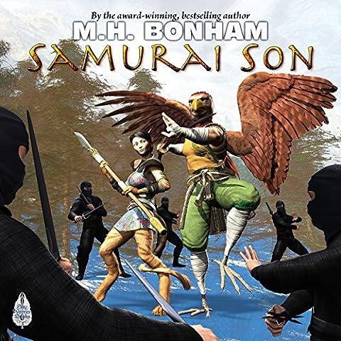 Samurai Son: The Stormhammer Chronicles, Book