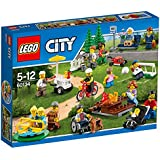 LEGO City - 60134 - La Parc De Loisirs - Ensemble De Figurines