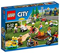 LEGO CITY DIVERTIMENTO AL PARCO CITY PEOPLE PACK 60134