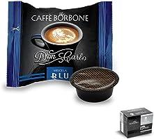 Caffè Borbone Capsule Don Carlo Miscela Blu - Confezione da 100 Capsule - Compatibili Lavazza A Modo Mio