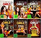 2 Broke Girls Staffel 1-6 (1+2+3+4+5+6) [DVD Set]