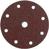 Disque papier auto-agrippant 8 trous Ø150 mm Grain 320 SIA Abrasives
